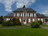 Sainte-Opportune-du-Bosc (Eure, Fr) mairie.JPG