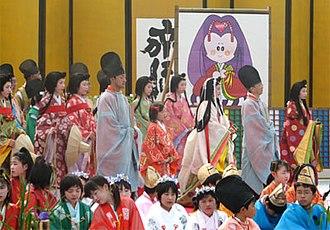 Saiō - The 2007 Saiō Matsuri in Meiwa, Mie Prefecture