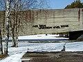 Salaspils memoriāla vārti 2000-03-19 - panoramio.jpg