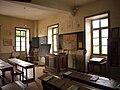 Salle de classe ancienne école communale - Montrol-Sénard.JPG