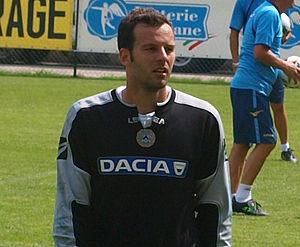 Samir Handanović - Handanović with Udinese in 2011.