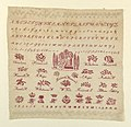 Sampler (Germany), 1819 (CH 18564157).jpg