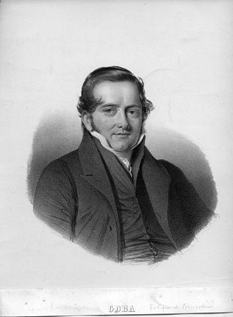 Samuel Gobat - Gobat as a young man