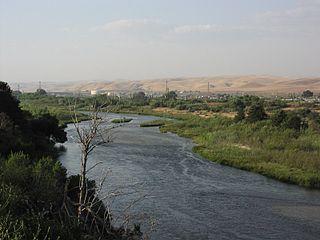 Salinas River (California) River in the California, United States of America