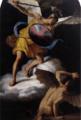 San Michele e il diavolo - O. Gentileschi.png