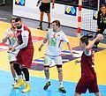 Sander Sagosen et Borja Fernandez-GoldenLeague-20160110.JPG
