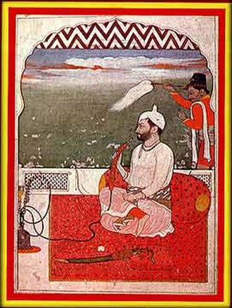 Himachal Pradesh - Sansar Chand (c. 1765–1823)