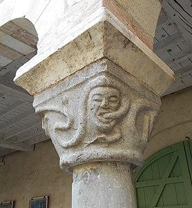 Sant Genís de Fontanes. Monestir 16