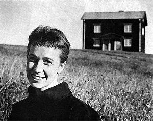 Sara Lidman - Sara Lidman, c. 1960