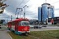 Sarajevo Tram-206 Line-3 2011-10-20 (2).jpg