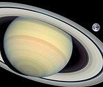 Saturn, Earth size comparison 2.jpg