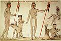 Sauvages Tchaktas matachez en Guerriers qui portent des Chevelures.jpg