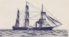 Image illustrative de l'article Savannah (bateau)