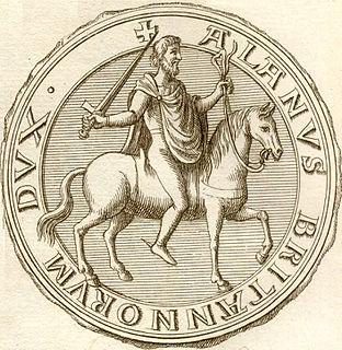 Alan IV, Duke of Brittany Duke of Brittany