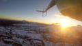 Scenic Helicopter Flight over the Cascades Sunset.png