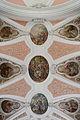 Scharnstein Viechtwang Pfarrkirche Chor Fresken.jpg