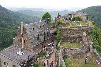 County of Veldenz - Schloss Veldenz 2005