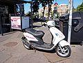 Scooter in Bucharest.jpg