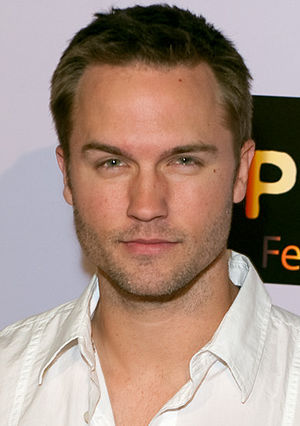 Scott Porter - Porter at Push premiere in January 2009