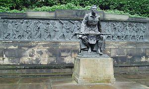 R. Tait McKenzie - Scots American War Memorial (1927), Edinburgh, Scotland