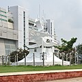 Sculpture By Tapas Sarkar - Sankalpa Crossing - Rajarhat - Kolkata 2017-06-21 2610.JPG