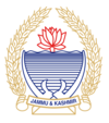 Official logo of Jammu and Kashmir
