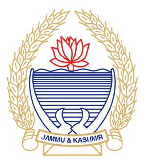 Government of Jammu and Kashmir - 100 px