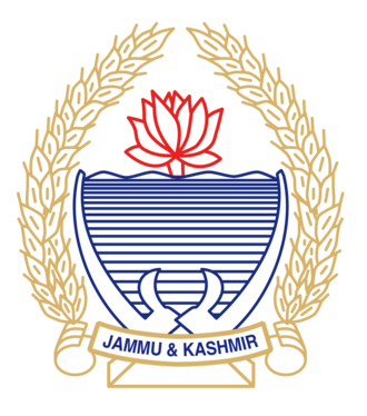 Jammu and Kashmir Legislative Assembly - Image: Seal of Jammu and Kashmir color