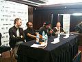 Sean Kuti press conference Mexico City.jpg
