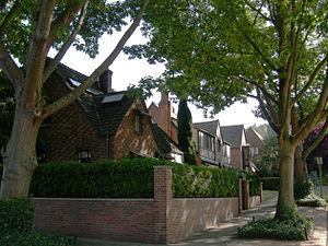 Montlake, Seattle - Homes on 16th Avenue E. in Montlake