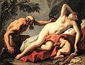 Sebastiano Ricci - Venus and Satyr - WGA19428.jpg