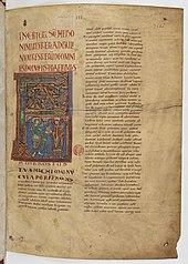 Seconde Bible de Saint-Martial
