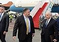 Secretary Pompeo Arrives in Jakarta, Indonesia (43848380811).jpg