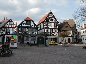Seligenstadt - Marketplace