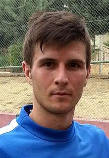 Semir Štilić Bosnian footballer