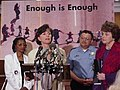 Senators Boxer and Feinstein Back Handgun Licensing Bill May 9, 2000.jpg