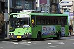 Seoul Bus 7212 - Hyundai - Aero City(CNG) - Jahamun road (15926436754).jpg