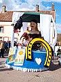 Sergines-FR-89-carnaval 2018-char de la Voyante-01.jpg