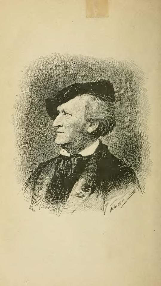 Richard Wagner Jugé En Francetexte Entier Wikisource
