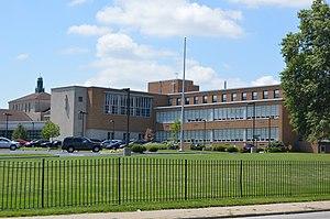 Seton High School (Cincinnati, Ohio) - View from the northeast