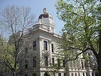Seward County Courthouse, Seward