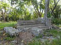 Sewell Park - Miami 01 Stair ruins.jpg