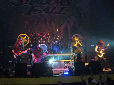 Picture of a band or musician: Shadows Fall