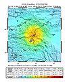 Shakemap, 2008 Kyrgyzstan earthquake.jpg