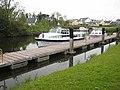 Shannon-Erne Waterway at Leitrim village - geograph.org.uk - 1654541.jpg