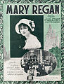 Sheet music cover - MARY REGAN (1919).jpg