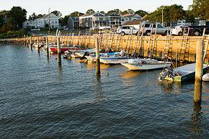 Mattapoisett, Massachusetts - Mattapoisett Town Wharf