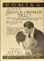Should a Woman Tell Film Daily 1919.png