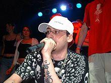 Il rapper tedesco Sido