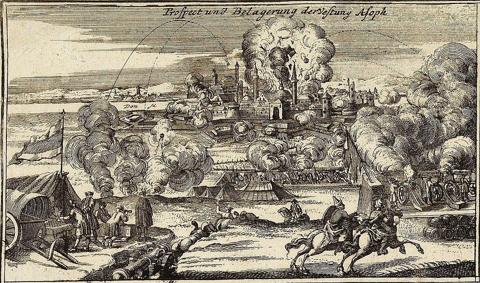 Siege of Azov (1736)